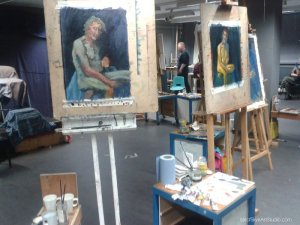 Life Painting Workshop