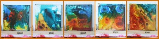 Painting: Intertidal