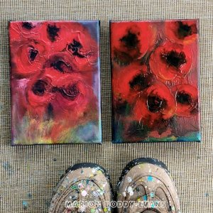 Red Poppies [aintings