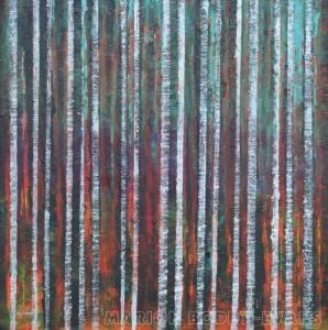 Tree Painting: Aurora Arboreolis 2
