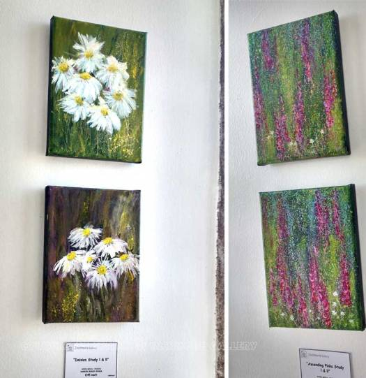 Inchmore-Colours-Spring-Inchmore Colours of Spring Exhibition Flower Studies