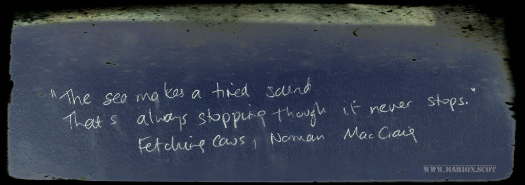 Quote sea sound