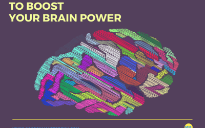 7 WAYS TO BOOST YOUR BRAIN POWER