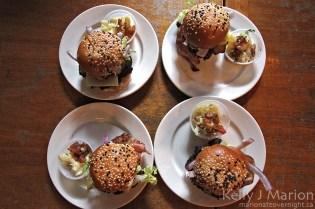 """Yagger's """"Famous"""" Cowburger"""