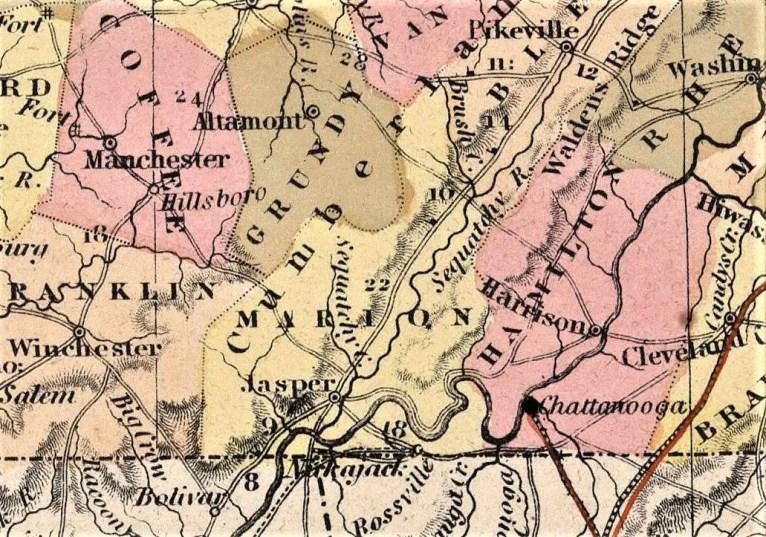 1850 Thomas, Cowperthwait & Co