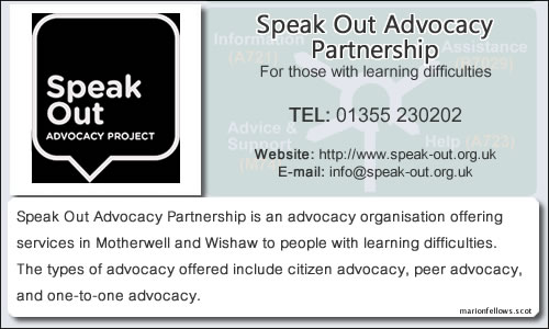 SpeakOutAdvocacyProject