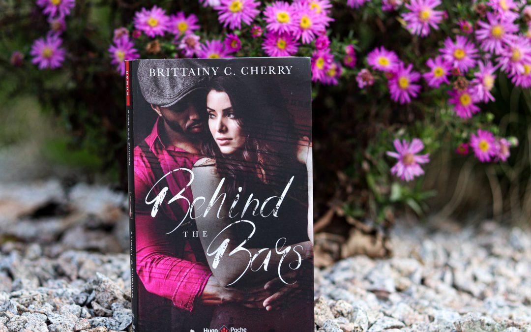 Behind the bars – Brittainy C. Cherry