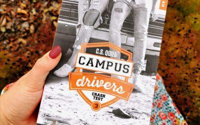 Campus Drivers #3 Crash test – Crash test – C.S. Quill