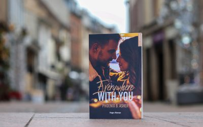 Everywhere with you – Phoenix B. Asher