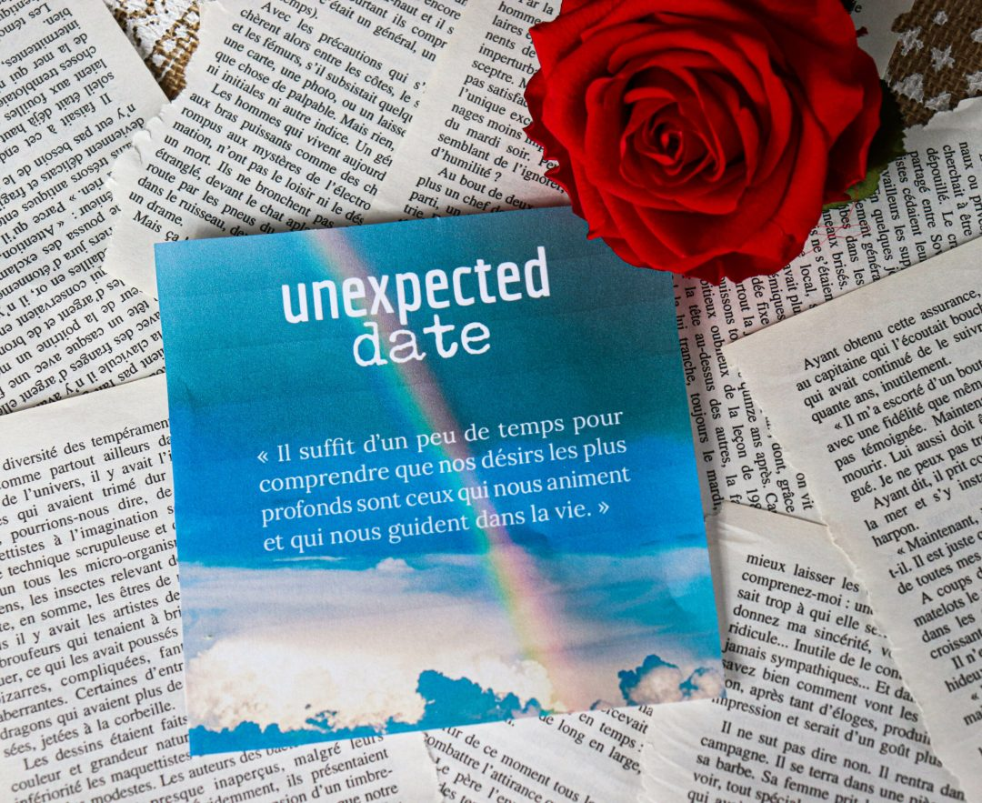 unexpected date marion libro