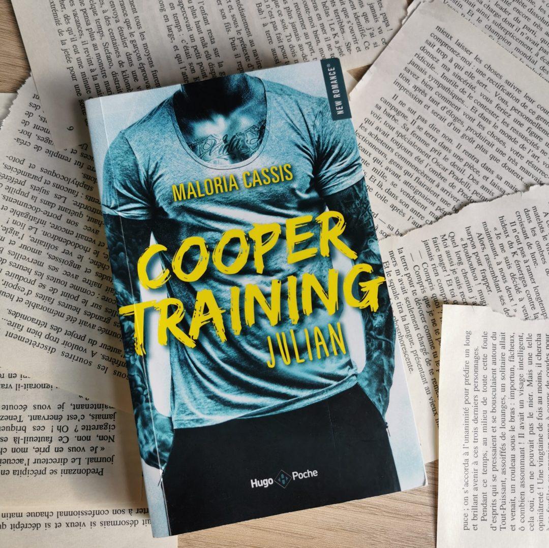 cooper training tome 1 julian maloria cassis