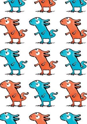 red-critter-blue-critter