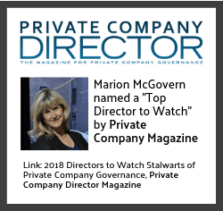 Marion McGovern Director to Watch