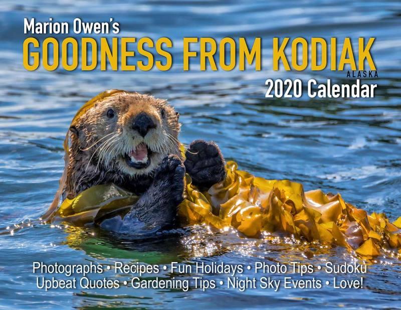 Marion Owen's 2020 Calendar