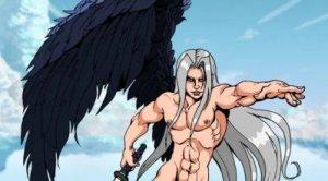 Illustrations sur Final Fantasy VII