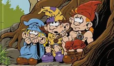 Les Trois Petits Gnomes