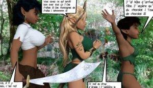 La réunion des elfettes : fan-fiction d'anniversaire !
