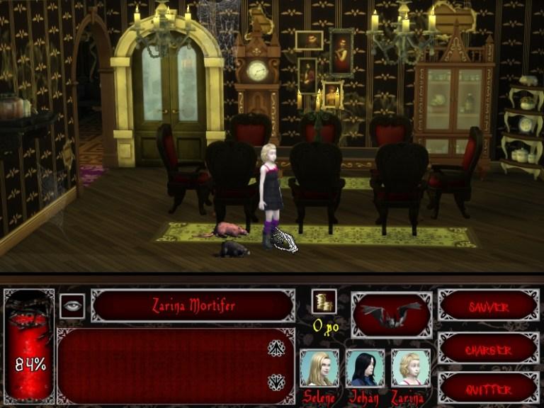 """Mes jeux créés avec """"Les Sims"""" Screen2"""