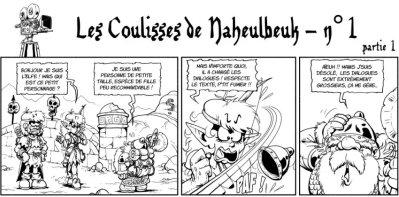 Les Coulisses de Naheulbeuk