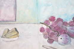 Still life with figs