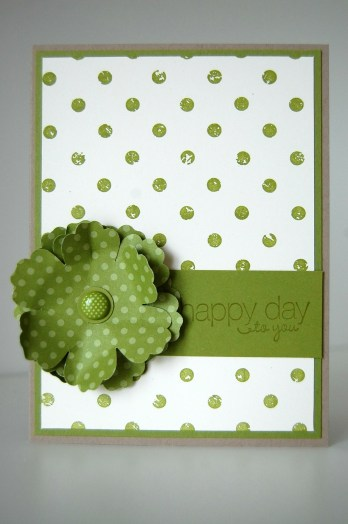 stampinup_distressed dots_limone