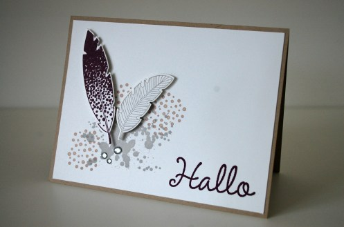 stampinup_fine feathers_karte