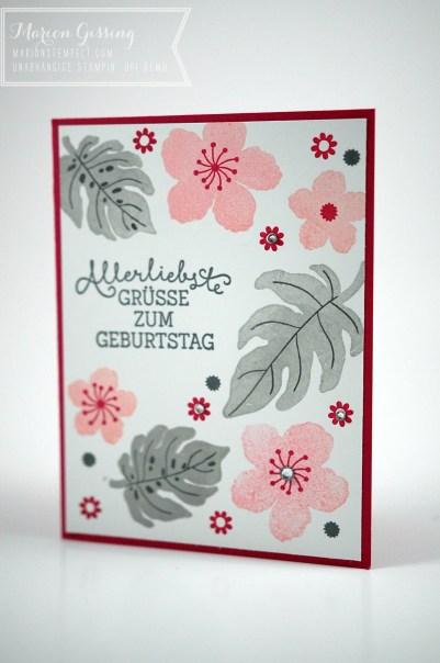 stampinup_botanical blooms_geburtstagskarte