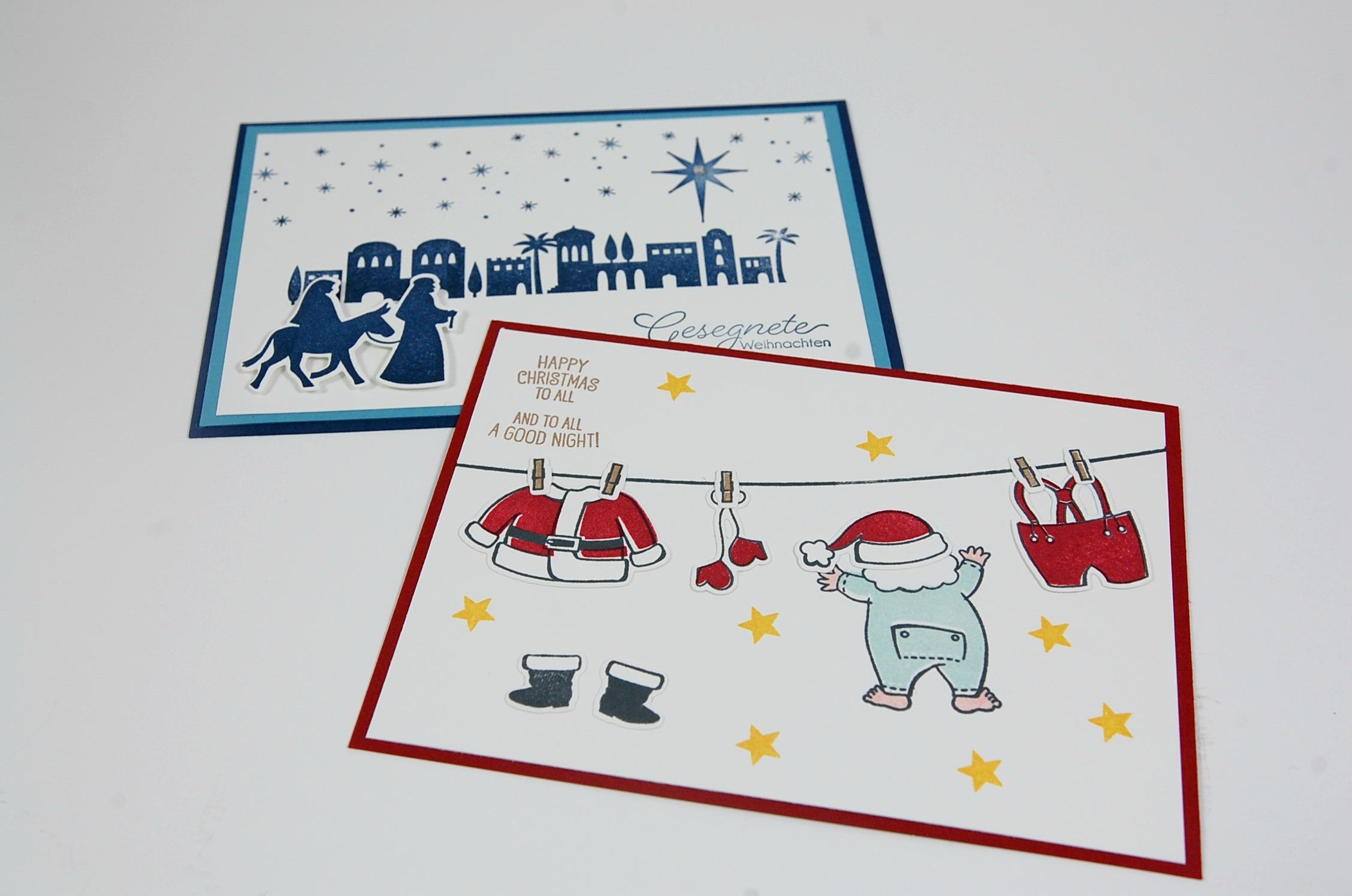Wie ein Weihnachtslied | Stampin Up in München
