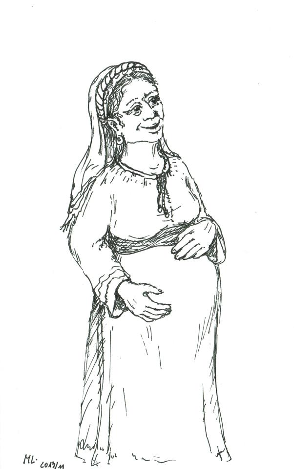 Maria Marions Zeitfenster