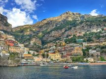 Positano Italy Itinerary With Interactive Maps