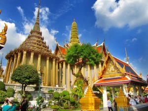 Grand Palace grounds, Bangkok