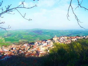 Vallata Italy