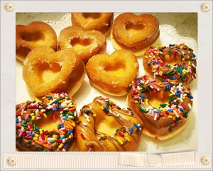 donuts assorted
