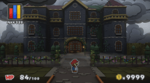 Color Splash Paper Mario