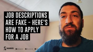 how to apply for a job