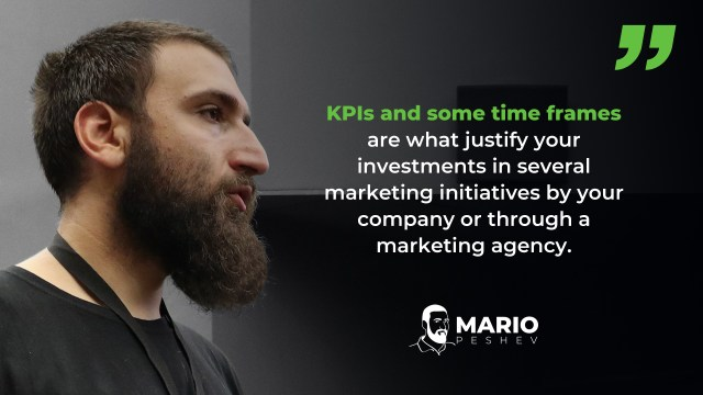 brand recognition and other KPIs