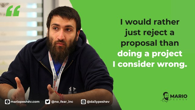 project proposal quote