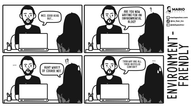 guest posting comics