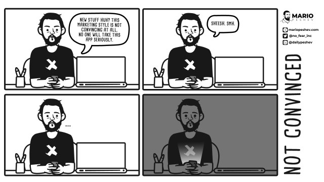 marketing comics