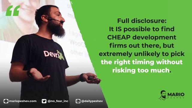 cheap software development firms
