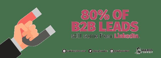 B2B Leads from LinkedIn