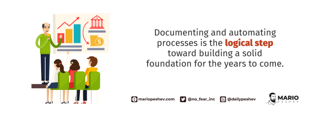 documenting and automating