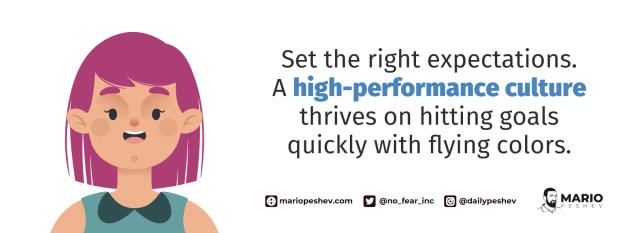 high-performance culture