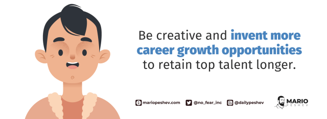 promoting and retaining top talent