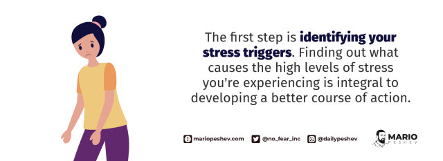 identifying stress triggers