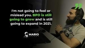 BPO growth