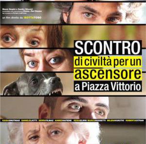 Scontro di civiltà per un ascensore a piazza Vittorio (2010)