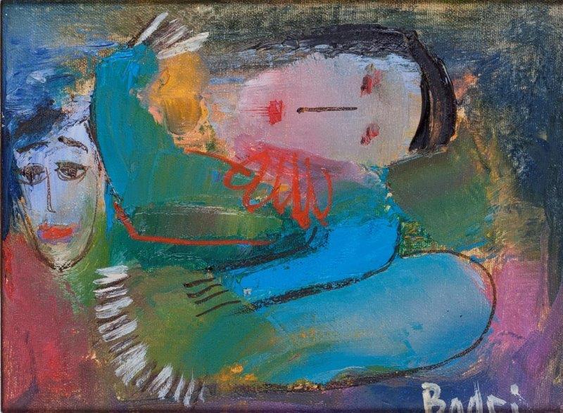 badri painting faces