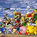 Super Smash Bros.: Super Smash Flash