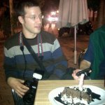 My birthday cake coming from the GNOME a11y team, by Juanje Ojeda